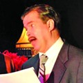 Vintage Hitchcock: A Live Radio Play opens at Breakthrough Theatre