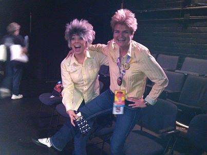 Wait, which one is Patty Sheehan? We can't tell anymore.