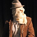 Waiting for Buddy is a Beckettian experience, plus GOAT and Baggy Pants return with 'The Elephant Man'