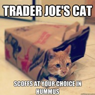 We have a date for the Trader Joe's opening