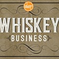 We pay homage to the water of life at Whiskey Business at the Cheyenne Saloon