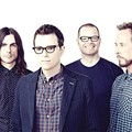 Weezer bassist Scott Shriner discusses the band's inherent darkness