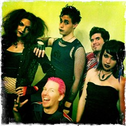 We're so Goth - Fringe veterans Tod Kimbro and Michael Marinaccio will present goth-rock musical Suckers - A Freaky Little Musical at this year's festival