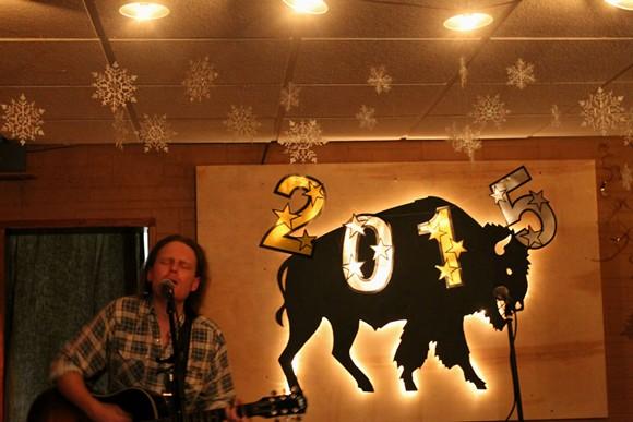 Wheeler Newman at Beth McKee's First Thursdays Songwriter Series - ASHLEY BELANGER