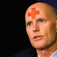 Whistleblower reignites Gov. Scott's fraudulent past