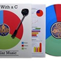 "Whoa, I think maybe the ""c"" stands for ""colored vinyl"""