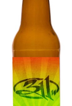 """Whoa-oh: 311 pairs up with Cigar City partners Rock Brothers to release """"Amber"""" ale"""