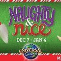 Win A Pair of Tickets to Naughty and Nice