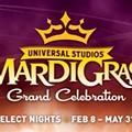 Win Tix to Universal Studios Mardi Gras