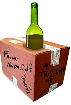 WINE IN A BOX