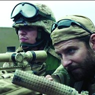 With 'American Sniper,' Clint Eastwood may as well be talking to a chair