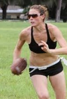 Women's football served three ways