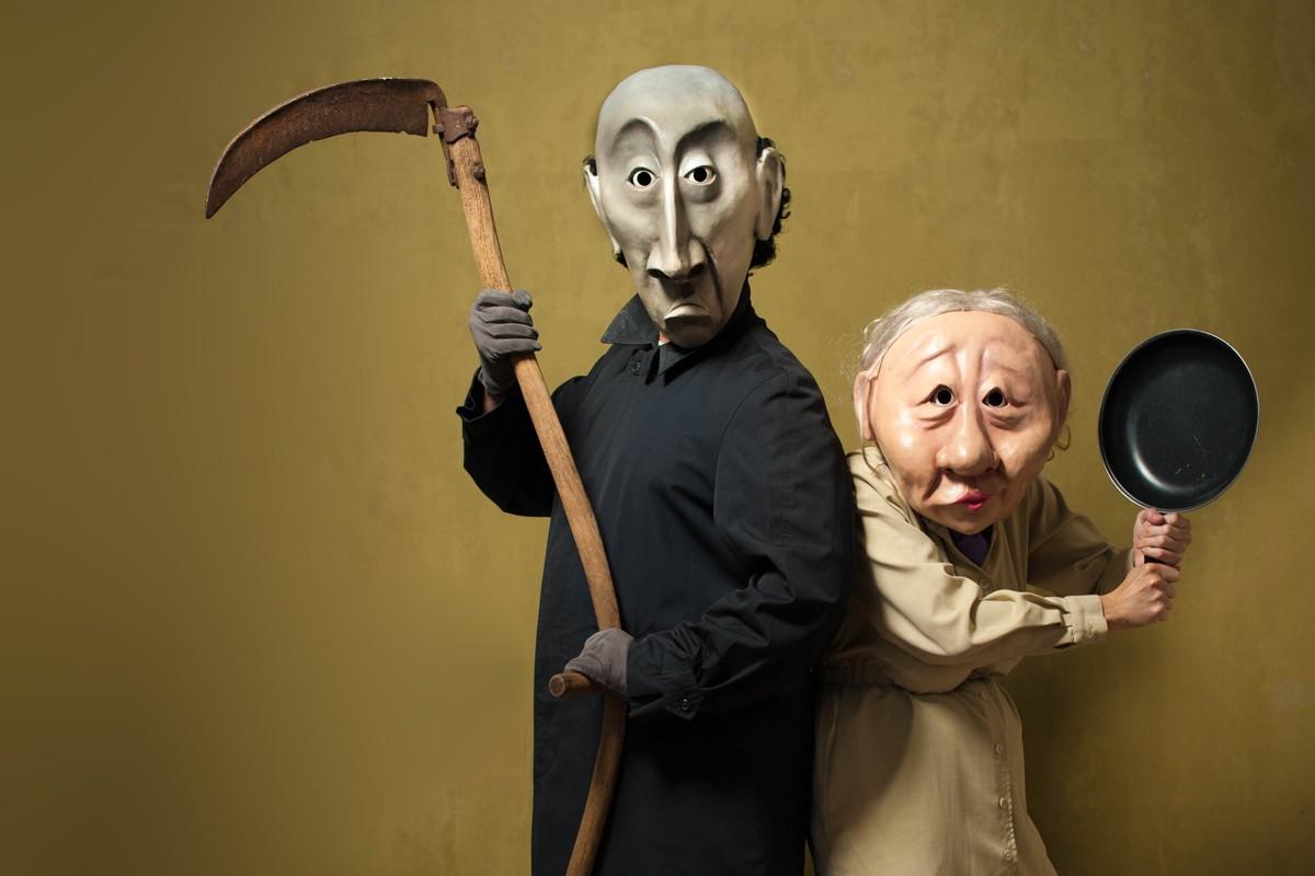Wonderheads: Grim and Fischer