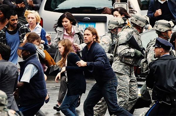 'World War Z'