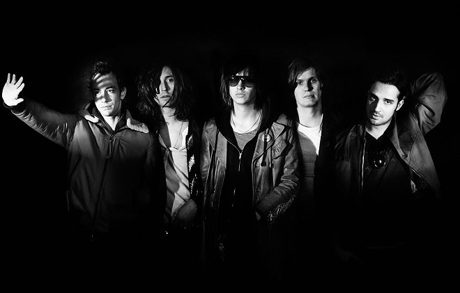The Strokes - PHOTO VIA BIGGUAVAFEST.COM