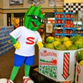 Yes, watermelon has a skateboarding mascot, and he's coming to Volusia County