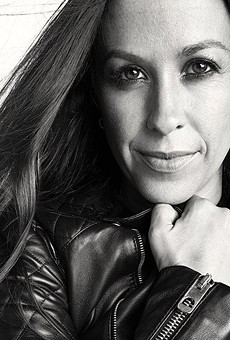 You should see Alanis Morissette 'intimate and acoustic,' don't you think?
