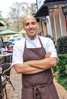 Young Guns: Chef Camilo Velasco