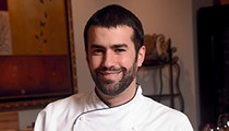Young Guns: Chef Mariano Vegel