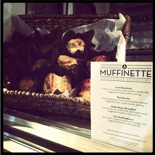 Yum Yum Cupcake Truck's Le Muffinette