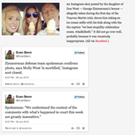 Zimmerman defense lawyer and daughters pose for bad-taste selfie