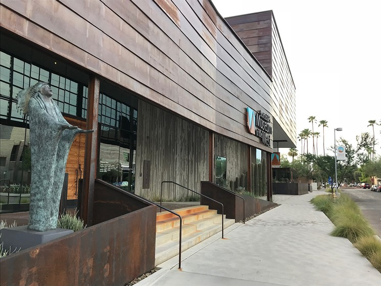 Western Spirit: Scottsdale's Museum of the West is bringing on an executive director. - LYNN TRIMBLE