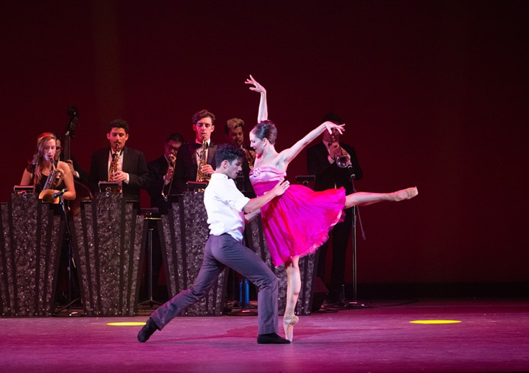 Get ready for a full-season of in-person dance performances by Ballet Arizona. - ALEXANDER IZILIAEV