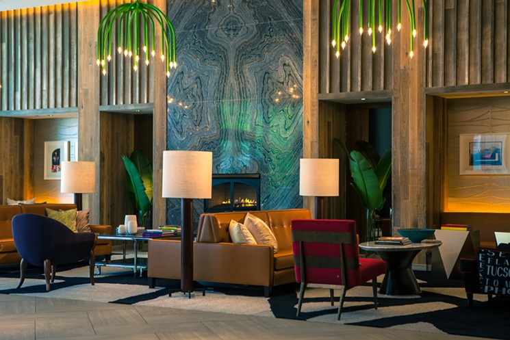 Spend some creative time with local artists this week. - KIMPTON HOTEL PALOMAR