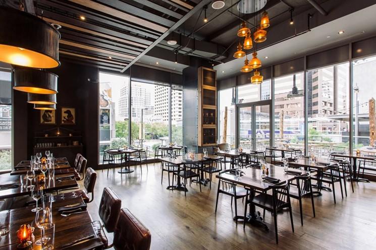 Network at Blue Hound Kitchen & Cocktails this week. - KIMPTON HOTEL PALOMAR PHOENIX