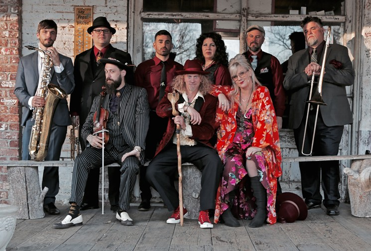 Squirrel Nut Zippers are scheduled to perform on Thursday, October 28, at the Musical Instrument Museum. - MIM