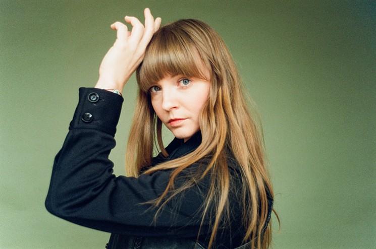 Singer-songwriter Courtney Marie Andrews. - ALEXA VISCIUS
