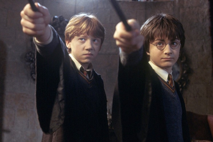 Slither into CB Live on August 5 for its Harry Potter trivia night. - WARNER BROS.