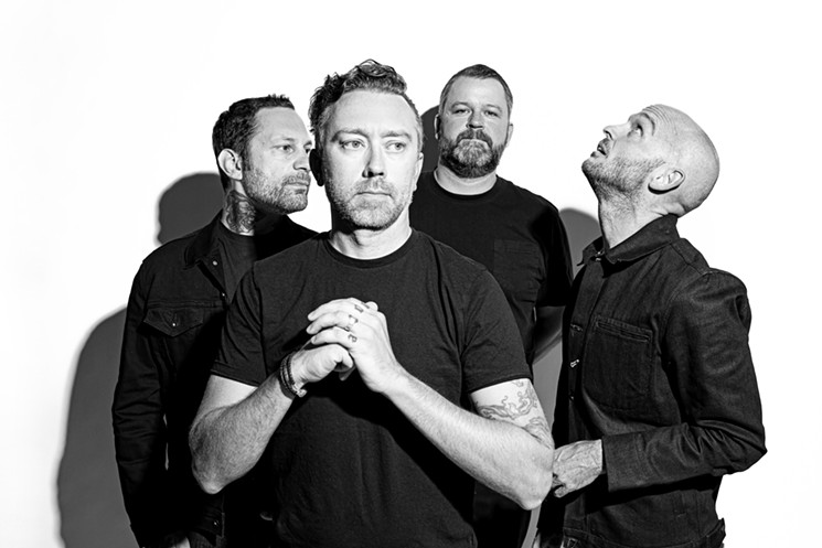 Rise Against hit the Valley in support of Nowhere Generation. - JASON SIEGEL