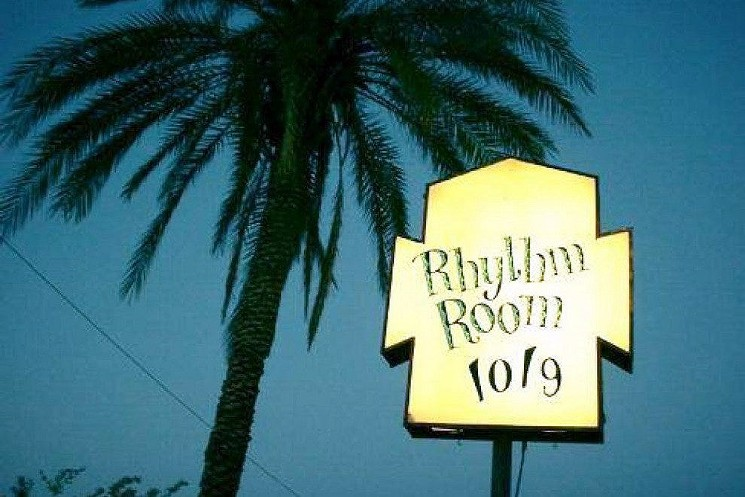 Blues haven The Rhythm Room reopens in late August. - RHYTHM ROOM'S FACEBOOK