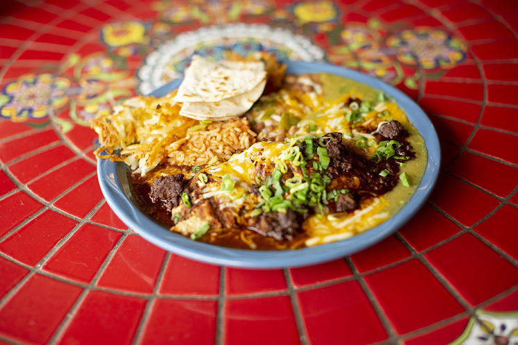"""MartAnne's is """"The House that Chilaquiles Built."""" - DISCOVER FLAGSTAFF"""