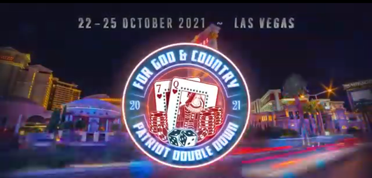 Screenshot from the conference's Aug. 12 trailer - VIA YOUTUBE