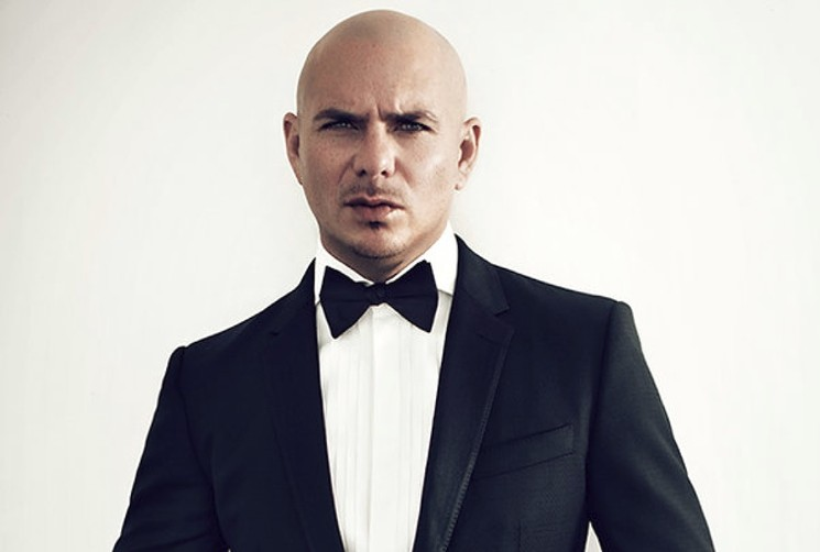 Pitbull is scheduled to perform on Friday, Septmber 17, at Ak-Chin Pavilion. - RCA RECORDS
