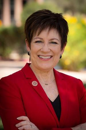 State Senator Nancy Barto. - AZLEG.GOV
