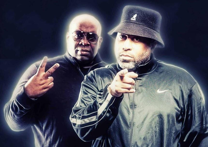Hip-hop legends Tag Team will perform at Mega 104.3's 20th anniversary concert. - TAG TEAM