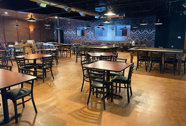The Silver Key Lounge's main room. - THE SILVER KEY LOUNGE''S FACEBOOK