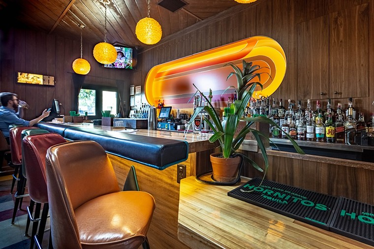 You can take a yoga class at this central Phoenix bar this week. - CHARLES BARTH