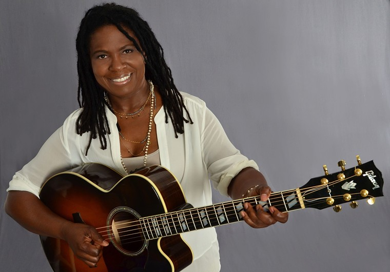Singer-songwriter Ruthie Foster. - MARY KEATING-BRUTON
