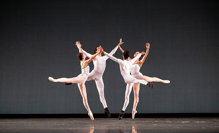 """Ballet Arizona will perform """"In Creases"""" during Contemporary Moves in November. - ALEXANDER IZILIAEV"""