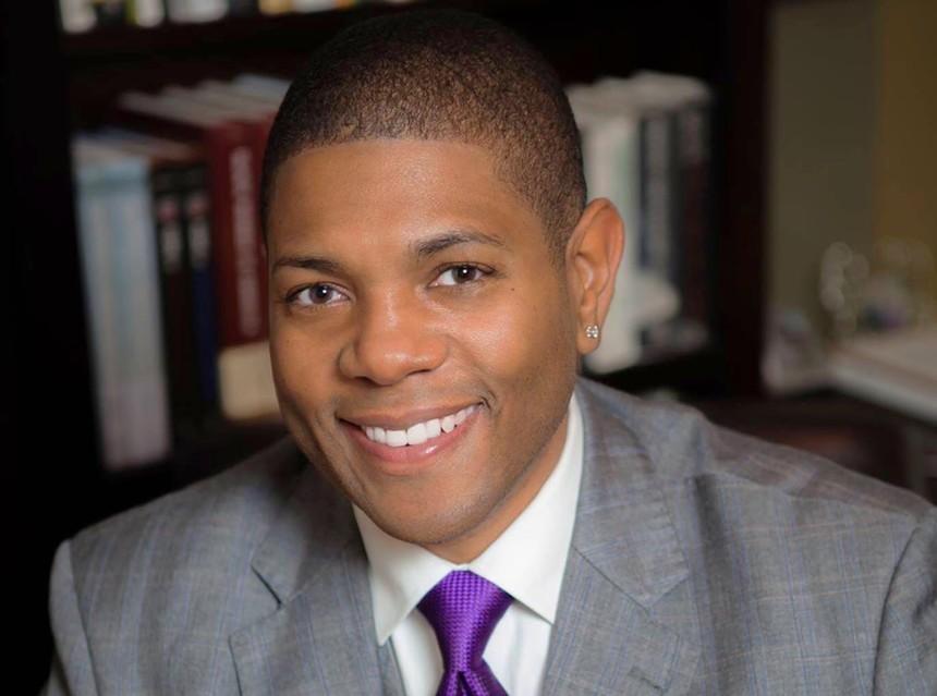 Matthew Whitaker will discuss gun violence during an Arizona Humanities event. - ARIZONA HUMANITIES
