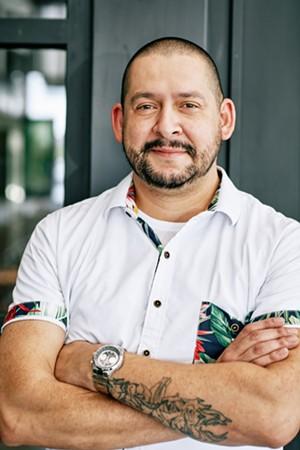 Executive Chef Robert Villasenor - HEATHER KINKEL