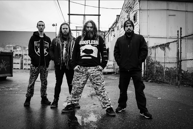 Soulfly are amping up for their hometown show. - CHARLENE TUPPER