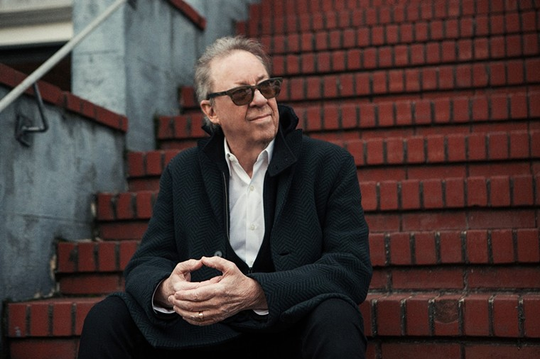Blues and soul singer-songwriter Boz Scaggs. - CHRIS PHELPS