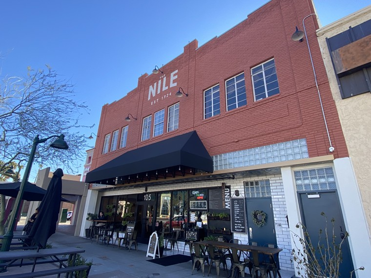 The Nile Theater in Mesa. - EVOLVE PUBLIC RELATIONS AND MARKETING