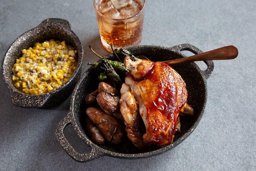 The Valley welcomed several restaurants in September. - COBRE KITCHEN & COCKTAILS