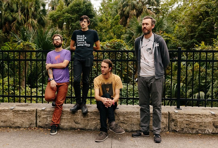 AJJ is performing their first local show in almost two years. - GIANA CALIOLO